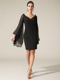 Notte By Marchesa Silk Off-Shoulder Dress