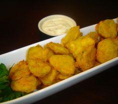 Top Secret Recipes   Hooter's Fried Pickles Copycat Recipe