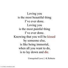 Unrequited Love Quotes Quote ... Cute Love Quotes, Famous Love Quotes, Love Quotes Poetry, Qoutes About Love, Love Yourself Quotes, Losing Love Quotes, Feeling Lost Quotes, Love Hurts Quotes, Quotes Español