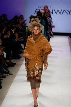 Jay McCarroll, Project Runway S1 (2005), final collection