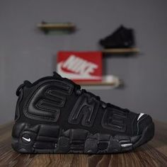 82b0242f2 Shop Men s Nike size Various Sneakers at a discounted price at Poshmark.  Description  Nike Air More Uptempo. Sold by Fast delivery