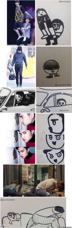 Best EXO fanart ever tbh | allkpop Meme Center