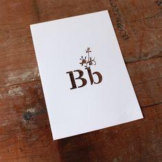 Monogram B #letters