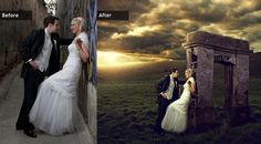 "Turning A Wedding Photo Into A Fantasy Art Scene    Photoshop Tutorials    Tutorial Name: ""You're Mine Now"" [Tut. No. 5 of 10]    Tutorial includes:  - PDF file with step by step instructions  - source files (or links to source files): PSD, JPGs    Document download size: 7.70MB  Level: Intermediate to Advanced  Compatible with Photoshop CS3 and all newer versions (MAC )"