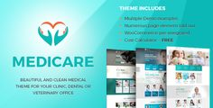 [GET] Medicare - Medical and Health Theme (Corporate) - NULLED - http://wpthemenulled.com/get-medicare-medical-and-health-theme-corporate-nulled/