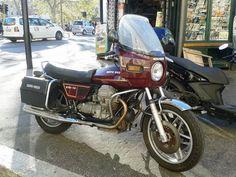 Moto Guzzi, Roma, Italia.