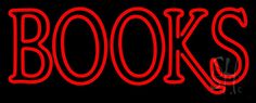 Double Stroke Books Neon Sign 13 Tall x 32 Wide x 3 Deep, is 100% Handcrafted with Real Glass Tube Neon Sign. !!! Made in USA !!!  Colors on the sign are Red. Double Stroke Books Neon Sign is high impact, eye catching, real glass tube neon sign. This characteristic glow can attract customers like nothing else, virtually burning your identity into the minds of potential and future customers. Double Stroke Books Neon Sign can be left on 24 hours a day, seven days a week, 365 days a year...