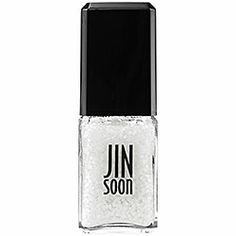 JINsoon The Color Field Collection in Polka White - white contrasting polka dots #sephora