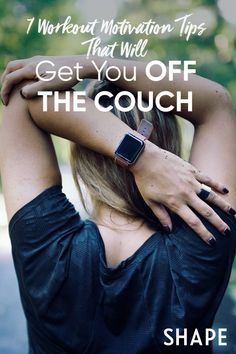 The hardest part is getting started. These tips will help you get off the couch and cue up a workout right at home. #athomeworkouts #workouttips