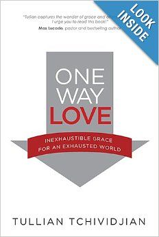 Get this from a library! One way love : inexhaustible grace for an exhausted world. [Tullian Tchividjian] -- Tchividjian is convinced our exhausted world needs a fresh encounter with God's inexhaustible grace: His one-way love. Amazing Grace, Exhausted, Small Groups, The Book, Book Worms, Books To Read, Messages, World, Bestselling Author