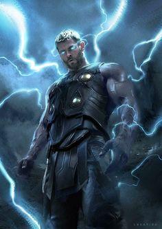 Thor art avengers infinity war / end game hi my comics thor, Marvel Avengers, Marvel Comics, Heros Comics, Marvel Heroes, Avengers Images, Marvel Images, Anime Comics, Captain Marvel, Chris Hemsworth Thor