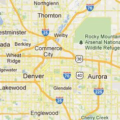 Urban recreation in the Rocky Mountains - One-Night stay for two at the embassy   Suites Denver.  Lots of extra coupons.