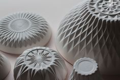 Industrial Design Trends and Inspiration - leManoosh Crystal Palace, Ceramic Studio, Ceramic Art, Graphic Patterns, Design Process, Textures Patterns, Decoration, Design Art, Pattern Design