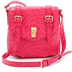 Marc by Marc Jacobs Intergalocktic Ozzie Sia Bag ($248) ❤ liked on Polyvore