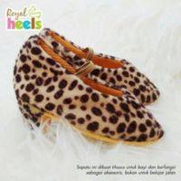 Jual arsy leopard heels baby Shoes - sepatu heels bayi motif leopard - Lintangmomsneed.babyshop | Tokopedia