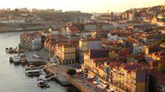 Porto from Ponte Luis I, Portugal - Isma Monfort Vialcanet