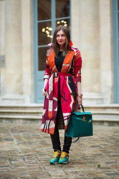 Paris Haute Couture's best street style: