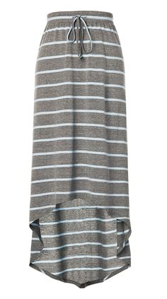 Comfy Summer Maxi Skirt