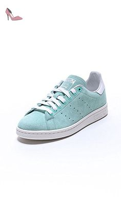 adidas Chaussures - Multicolore - Blanc/Vert, 7.5 EU