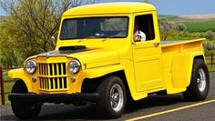 Holton Secret Lab is the shop for RestoMod work and Boise rotisserie restoration. Check out the 1953 Willy's Streetrod and Portland vintage car restoration. Willys Wagon, Jeep Willys, Jeep Rat Rod, Jeep Pickup Truck, Cool Jeeps, Hot Rides, Street Rods, Station Wagon, Classic Trucks