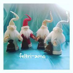 -la banda dei babbi natali-