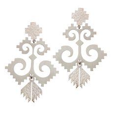 Earrings from ENERNAL collection by Anna Orska. http://orska.pl/pl/shop/kolczyki307.html