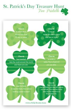 60  St. Patrick's Day Activities and Coloring Pages