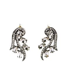 The Loli Bijoux Pasley Earrings at Bluefly.