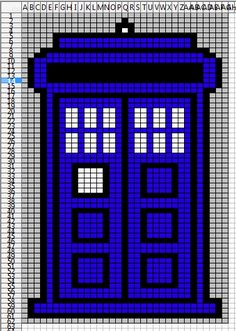 Tardis Blanket Knitting Pattern : 1000+ images about Who on Pinterest Doctor who scarf, Doctor who tardis and...