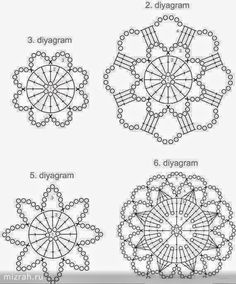 Today I have an amazing crochet irish blouse for you. Also a pattern of this lovely blouse for women. And schemes of this crochet Crochet Circles, Crochet Flower Patterns, Crochet Mandala, Crochet Squares, Crochet Designs, Crochet Doilies, Crochet Flowers, Crochet Lace, Crochet Tunic