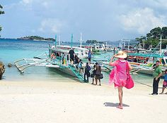 Trotz Reisewarnungen Boracay beliebtes Touristenziel