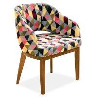 Sala de Estar: Poltronas e Cadeiras | Toque a Campainha Home Office, Accent Chairs, Armchair, Furniture, Cancun, Home Decor, Barber, Wallpapers, Design