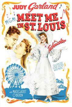 """Meet Me in St. Louis (1944)  """"It'll take me at least a week to dig up all my dolls in the cemetery."""""""