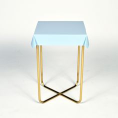 Drape Side Table // debrafolz.com