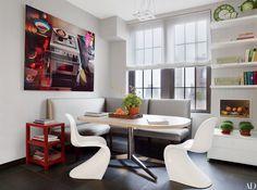 27 Breakfast Nook Ideas For Your Kitchen Photos | Architectural Digest