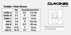 hand sizes for kids Crochet Beanie Pattern, Crochet Mittens, Crochet Gloves, Size Chart For Kids, Charts For Kids, Crochet Art, Crochet For Kids, Beginner Crochet Projects, Knitting Tutorials