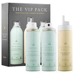 Drybar The VIP Pack birthday gift