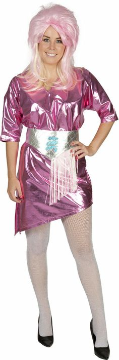 Jem Costume. This is awesome and brings back so many memories