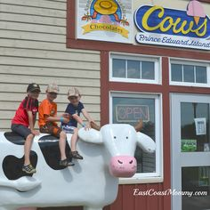 East Coast Mommy: Best Things to do in Prince Edward Island {with kids}