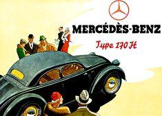 Mercedes - Benz Typ 170 H - W 28 ad
