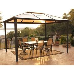 Costco: Madrid 10' x 13' Hard Top Gazebo