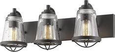 Amazon.com: Z-Lite Mariner 444-3V Bathroom Vanity Light: Home Improvement