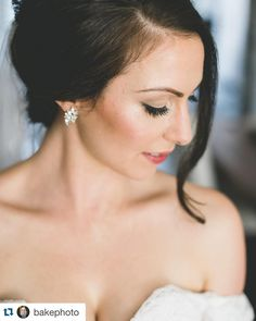 great vancouver wedding @bakephoto #repost of the #makeup and #hair in#styled for this #beautiful #brides #weddingday this #summer :) #kickass #photography ・・・ The stunning Alicia. @aliciabakeaholic @fayesmithmakeup #vancouverweddingphotographer #vsco #brides #gettingready #makeup @jewelietteshop by @fayesmithmakeup  #vancouverwedding #vancouverweddingmakeup #vancouverwedding