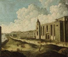 Quadros de antes do Terramoto de 1755 serão expostos ao público em Lisboa - PÚBLICO