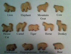 April 18th is National Animal Crackers Day! Find out more information at https://www.checkiday.com.
