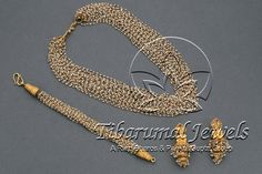Pearl Necklace Set | Tibarumal Jewels | Jewellers of Gems, Pearls, Diamonds, and Precious Stones