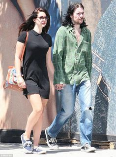 Lana Del Rey and Barrie James O'Neill #LDR