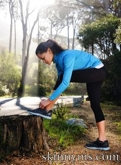 Want to start consistently exercising? Then try following these 5 steps so you become a morning exerciser #fitness #exercise #tips
