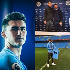 Welcome Aymeric Laporte 💙⚽️💙
