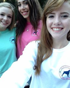 L O V E when our Southern Girl Prep girls take selfies in our soft and warm sgprep long sleeve shirts. Come check out these shirts and lots more at www.southerngirlprep.com. ☀️
